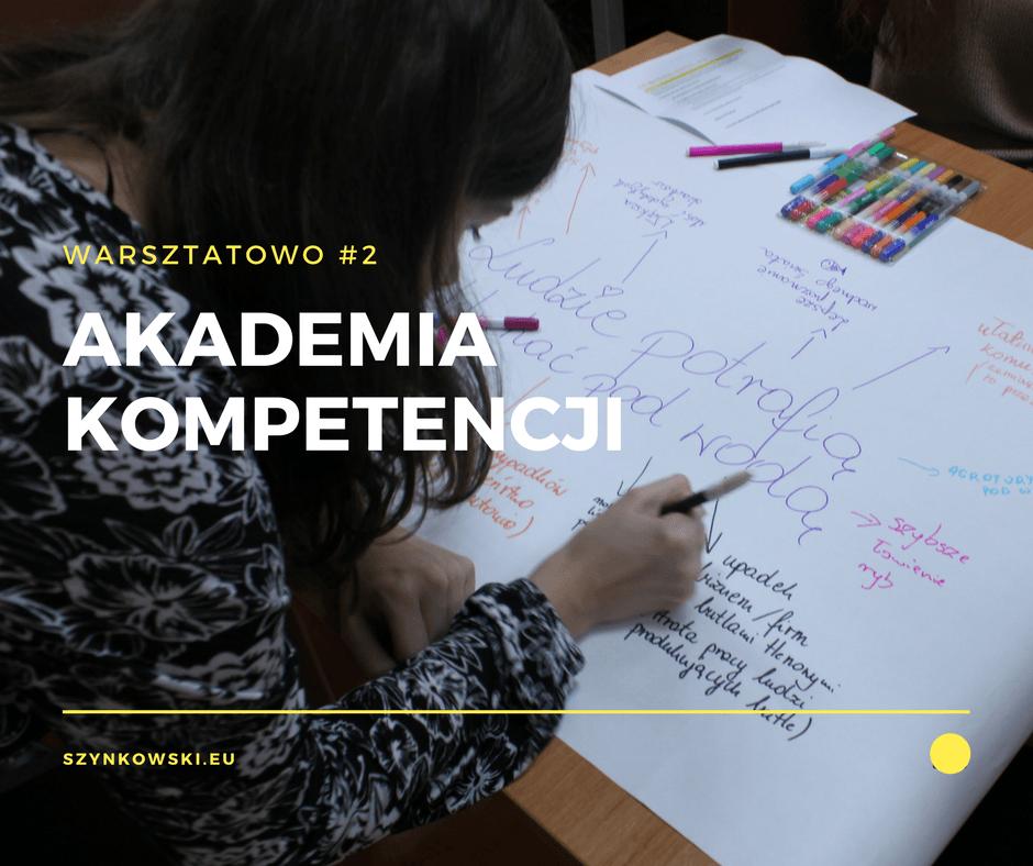 akademia kompetencji grafika