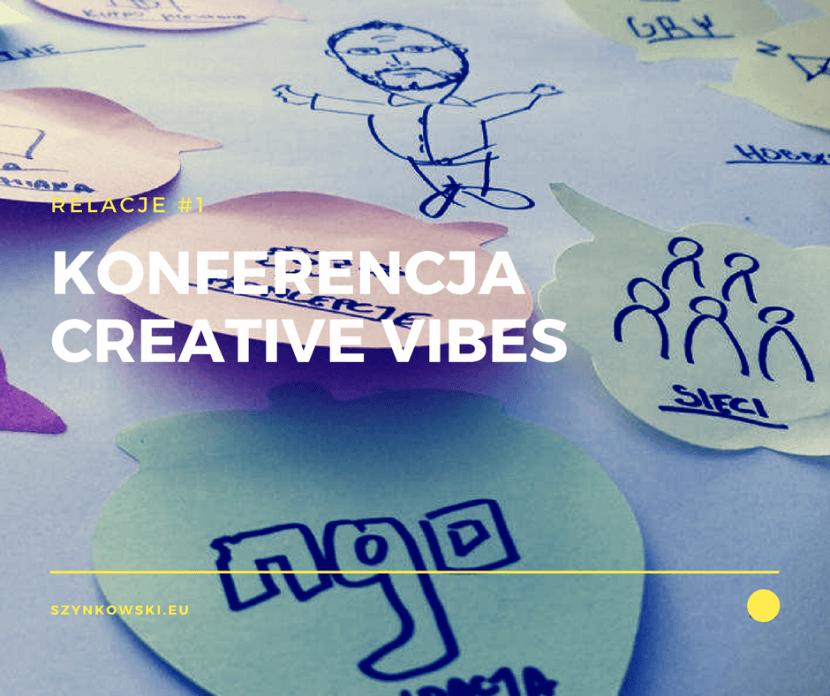 Creative Vibes - wpis