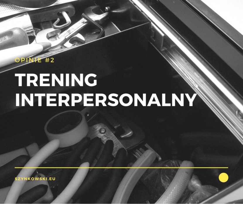 Trening interpersonalny - opinie