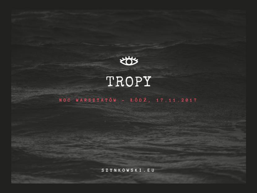 Tropy - grafika