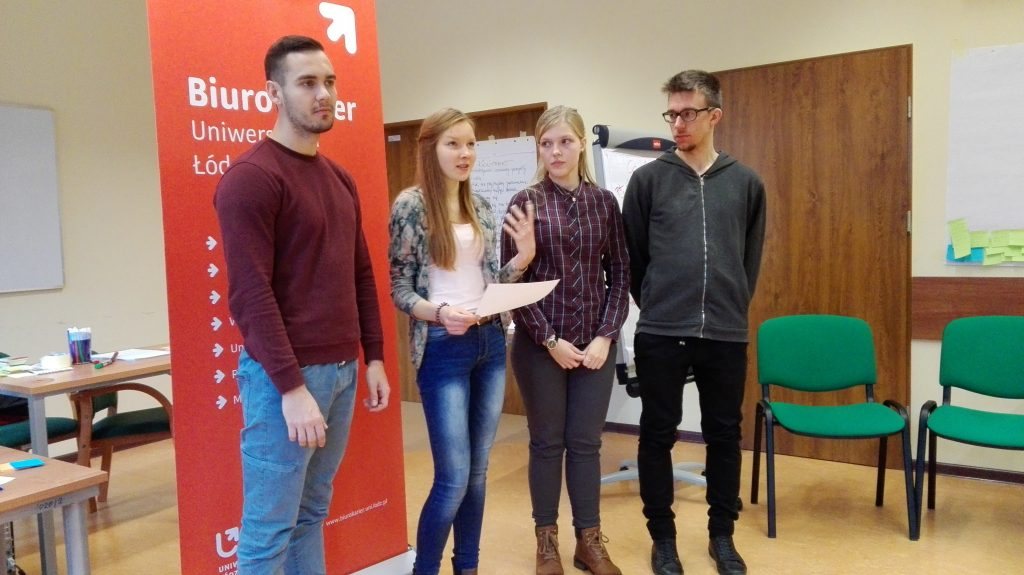 Karol, Renata, Gosia i Radek
