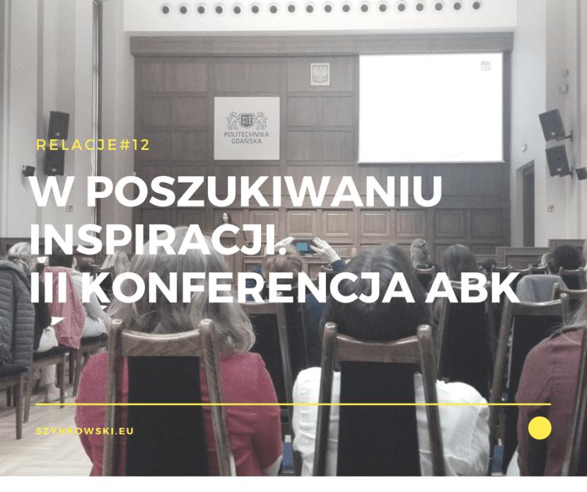 relacje 12. konferencja ABK