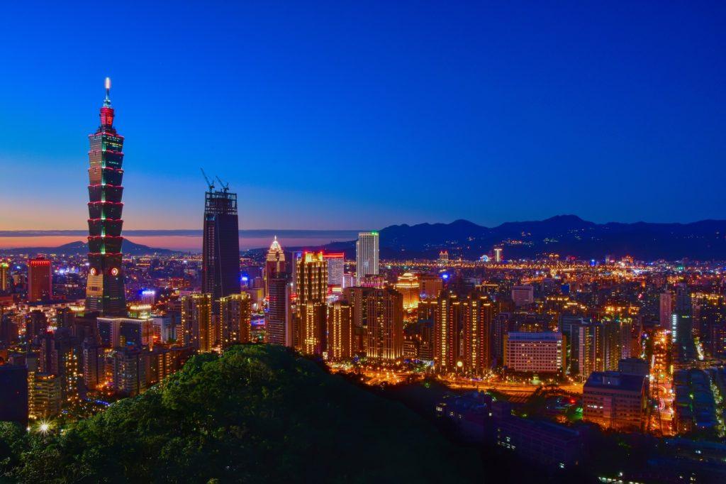 Projektantów wieżowca Taipei 101 zainspirował bambus