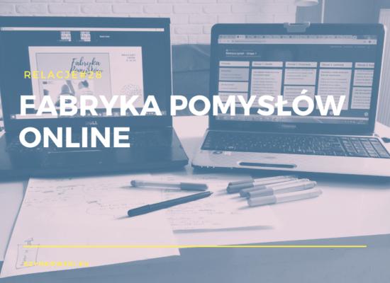 Fabryka Pomysłów online