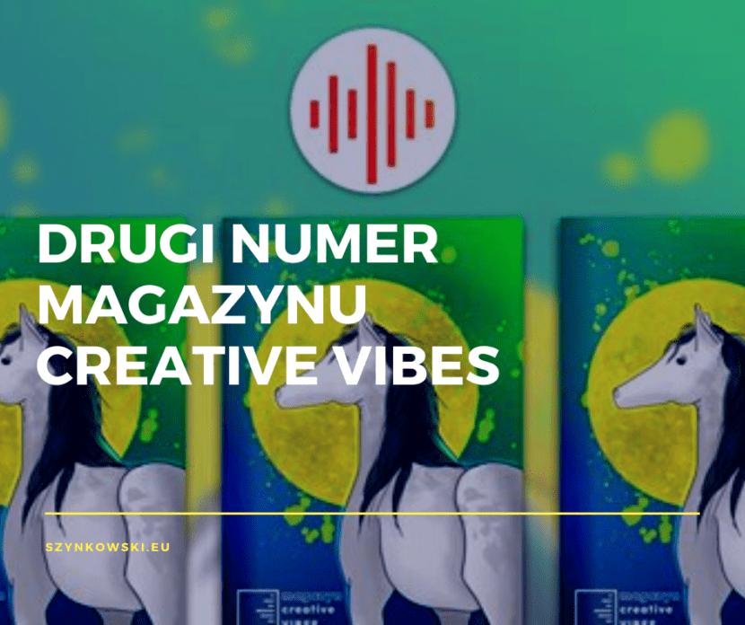 drugi numer magazynu Creative Vibes