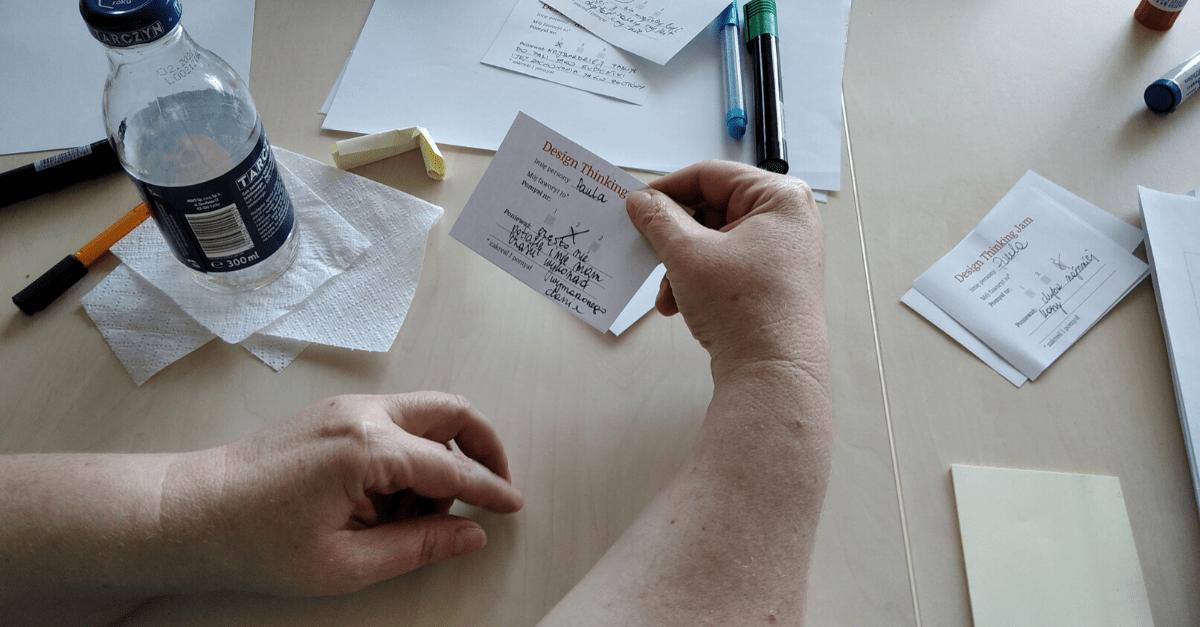 Kurs Moderatora Design Thinking. Szybkie testy