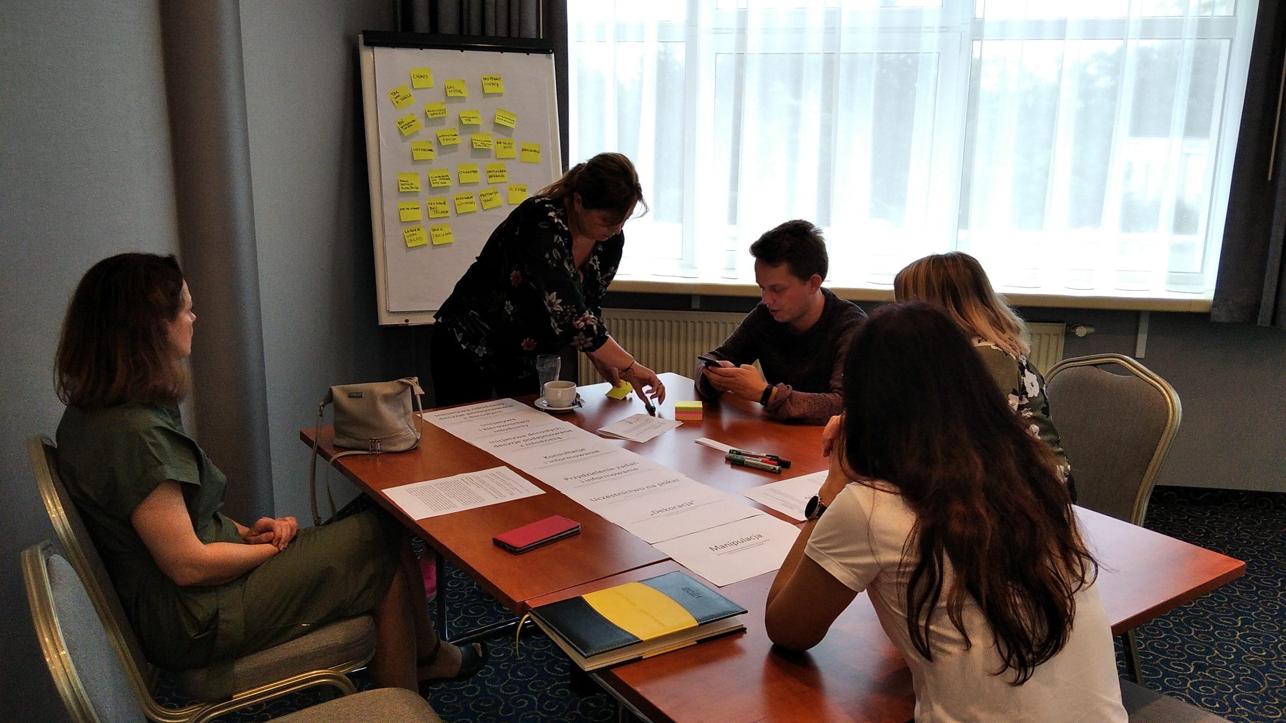 EKSmisja - szkolenie dla pracowników młodzieżowych